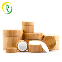 High quality private label fancy essential oil bottle bamboo set