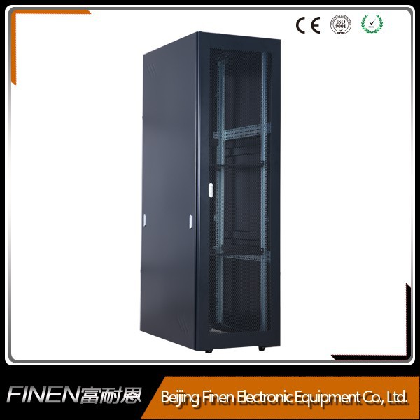 Removable side panel Finen H1 42U server rack cabinets