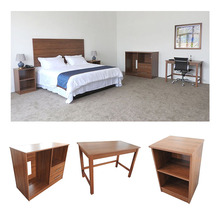 Motel <strong>Furniture</strong> Queen Guestroom Hotel Wooden <strong>Furniture</strong>