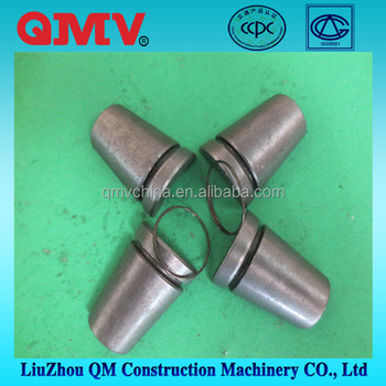 Prestressed concrete accessories wedges and anchorage