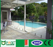 Removable Safety Mesh Pool Fence For Pool Fencing Aluminium