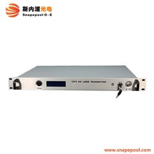 CATV Headend Equipment 1310 nm Optical Transmitter