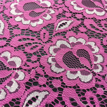 S424 2017 China Hot selling Italian embroidery tulle lace fabric for suits