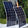 Hot sell low price light weight solar panel pakistan lahore for RV / Boats