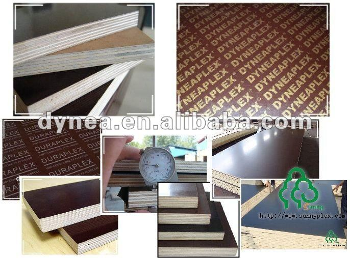 waterproof hardboard Marine Plywood