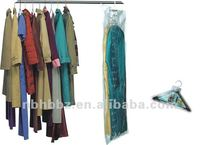 hanging vacuum storage bags for long clothes