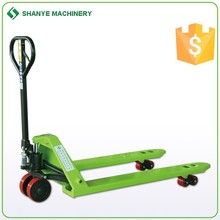 New Design Load Capacity 3T Rough Terrain Hand Pallet Truck
