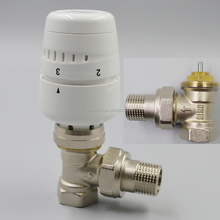 6-28 degree automatic radiator thermostatic valves