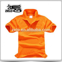 2015 promotional casual men's club polo shirt