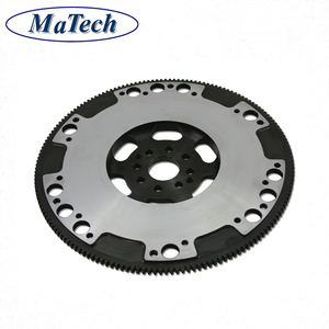 China Manufacturer Custom Industrial Cast Iron Engine Flywheel