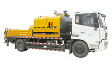 Hot sale low price best quality China made small / medium truck mounted concrete pump