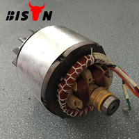 168 BISON China Taizhou Generator Rotor and Stator, Generator Parts Stator, Generator Rotor