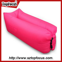 Classic Beach Floated Air Filled Laybag Inflatable air sofa