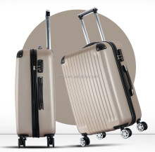 travel abs swivel wheels luggage