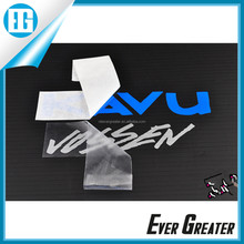 Customize vinyl car decal sticker with factory price