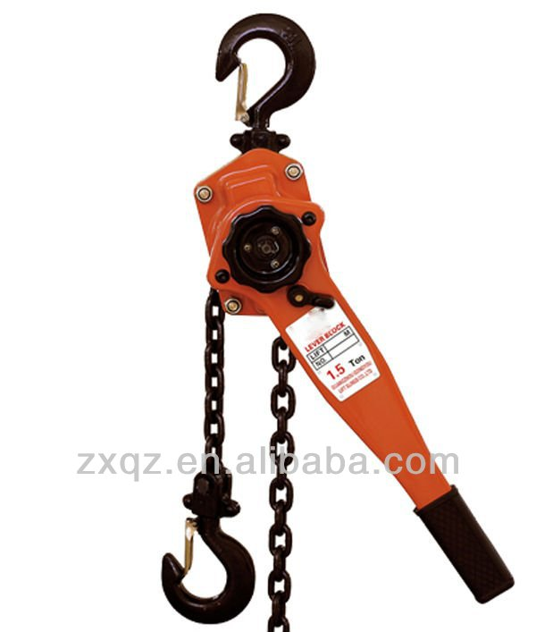 HSH Vital Lever Block with G80 Chain