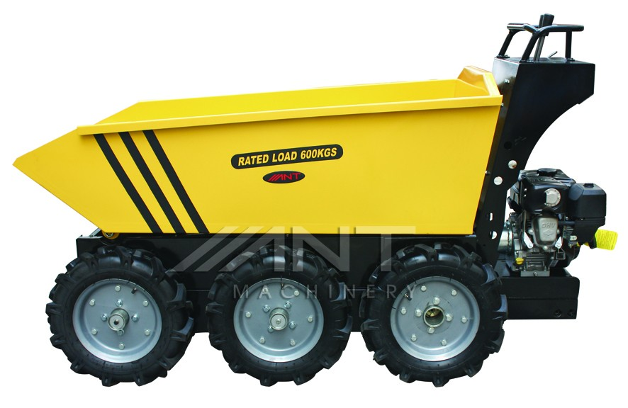 2016 ANT New model 6 wheels high quality mini dumper truck