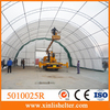 Quick Steel Structure Shed/ large PVC Outdoor Warehouse Shelter