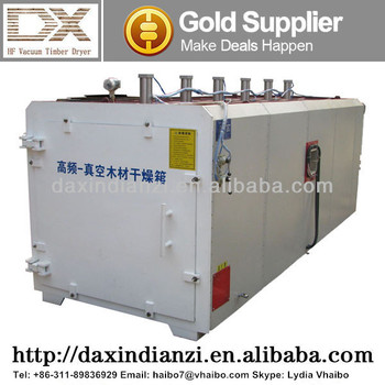 Wood Block Drying Kiln, High Frequency Heating and Vacuum Dewatering(DX-8.0III-DX)