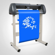 "BEST PRICE 28"" Vinyl Cutting Plotter/vinyl cutter/Artcut Software Contour Cutting New Model"