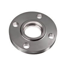 Stainless Steel 304 316 Slip Blind Flange And Set On Flange
