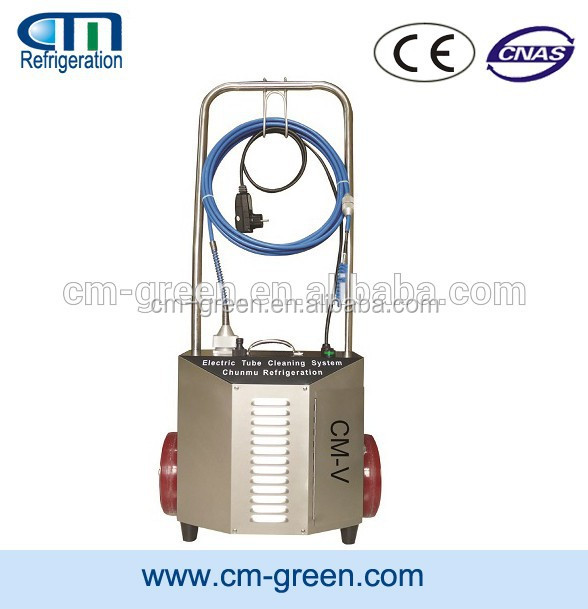CM-V condensor Tube Cleaner for central air conditioning