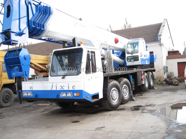 TG900E Japan second hand original Tadano truck crane for sale