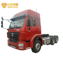 New Style Quality 6X4 HOHAN Electric Tractor Truck for sale