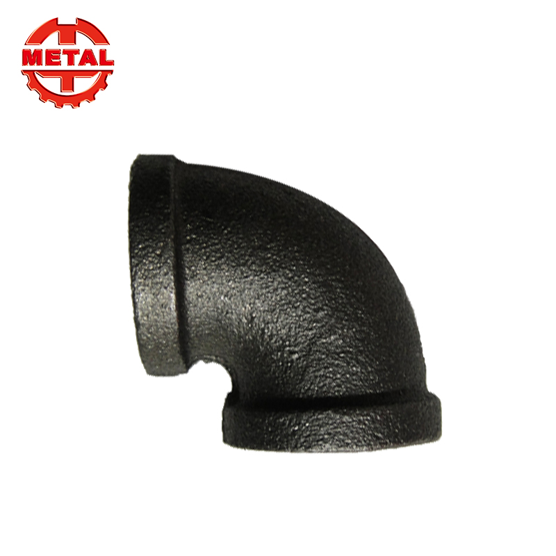 Factory Manufacture 150lbs Black Malleable Cast Iron Pipe <strong>Fitting</strong>