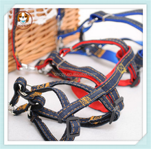 Hot Sales pet and dog products dog vest harness and cowboy dog collar leash