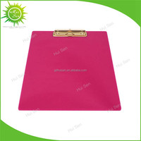 Pink Acrylic Clipboard for Standard Size 32 * 23 mm