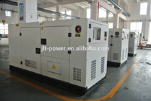 Industrial water cooled electric low rpm silent generator