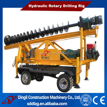 New pilling machine Foundation construction equipment