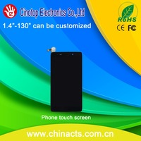 china shenzhen 3.5 inch mobile phone lcd touch screen