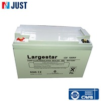 12v 100ah dry cell lead acid gel battery for wholesale
