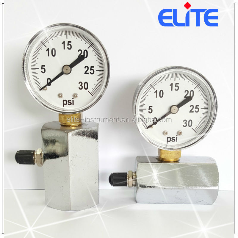 P-23 AIR, GAS, WATER PRESSURE TEST GAUGE