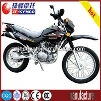 Hot-selling new design used gas dirt bikes ZF200GY