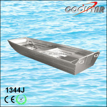 1.2mm thickness J1344 aluminum boat fishing boat
