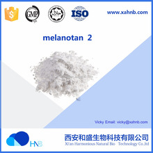 10mg raw materials Melanotan ii, Melanotan 2 Peptides, CAS:121062-08-6