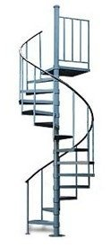 Features Metal Spiral Stair Buy Spiral Stair Product On
