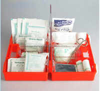 OEM hospital emergency first aid kit in car