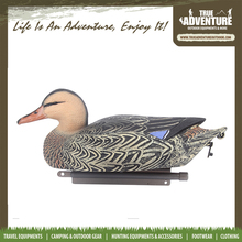 simulation plastic hunting shells inflatable snow goose decoys