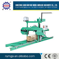 High Speed Horizontal Electric Wood Band Saw
