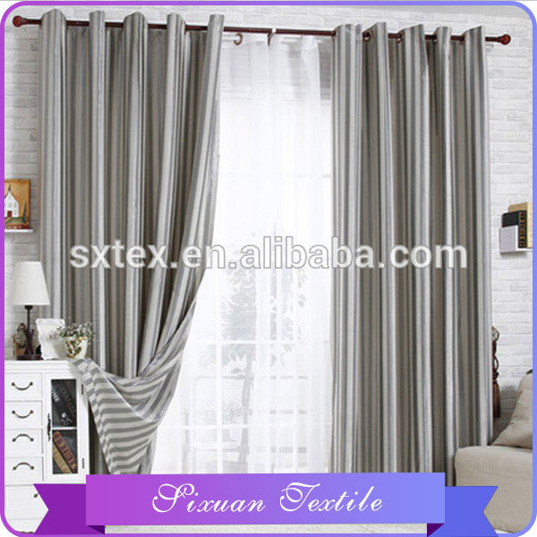 Most popular For home-use Fashion Line thermal curtain