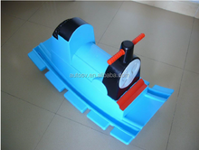 Custom plastic toy horse injection mold and injection molding