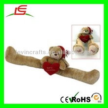 LE-D770 Novelty Soft Teddy Bear Stuffed Plush Animal Door Stop