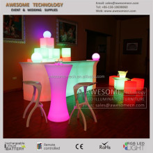movable bar / led bar furniture