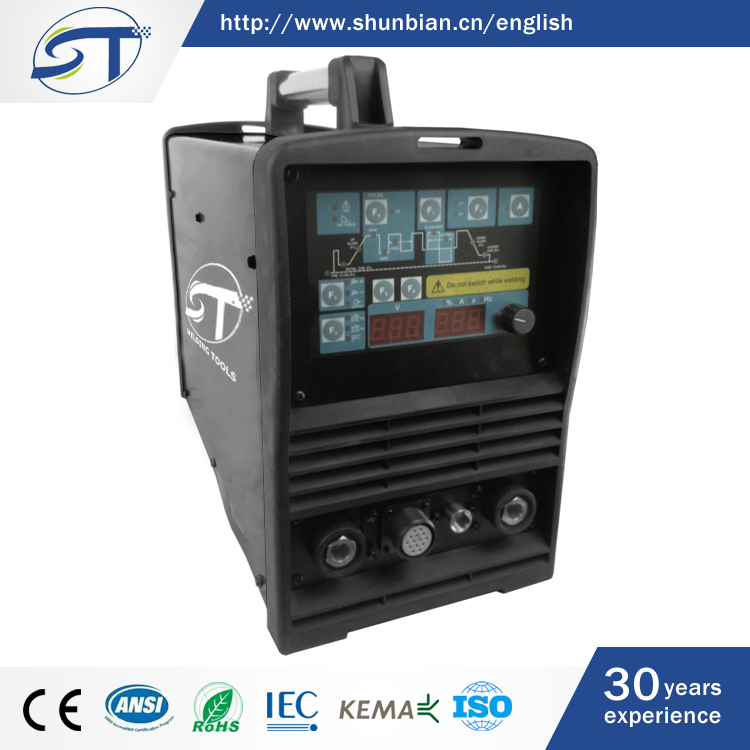 SHUNTE World Best Selling Products Aluminum Inverter ACDC Motor 3-In-1 Welding Machine Tig250P