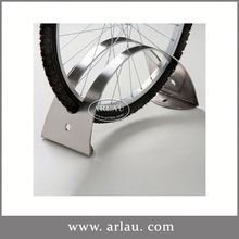 Arlau Anti-Rust Bike Stand,Galvanized Bicycle Rack,Strong Bicycle Racks