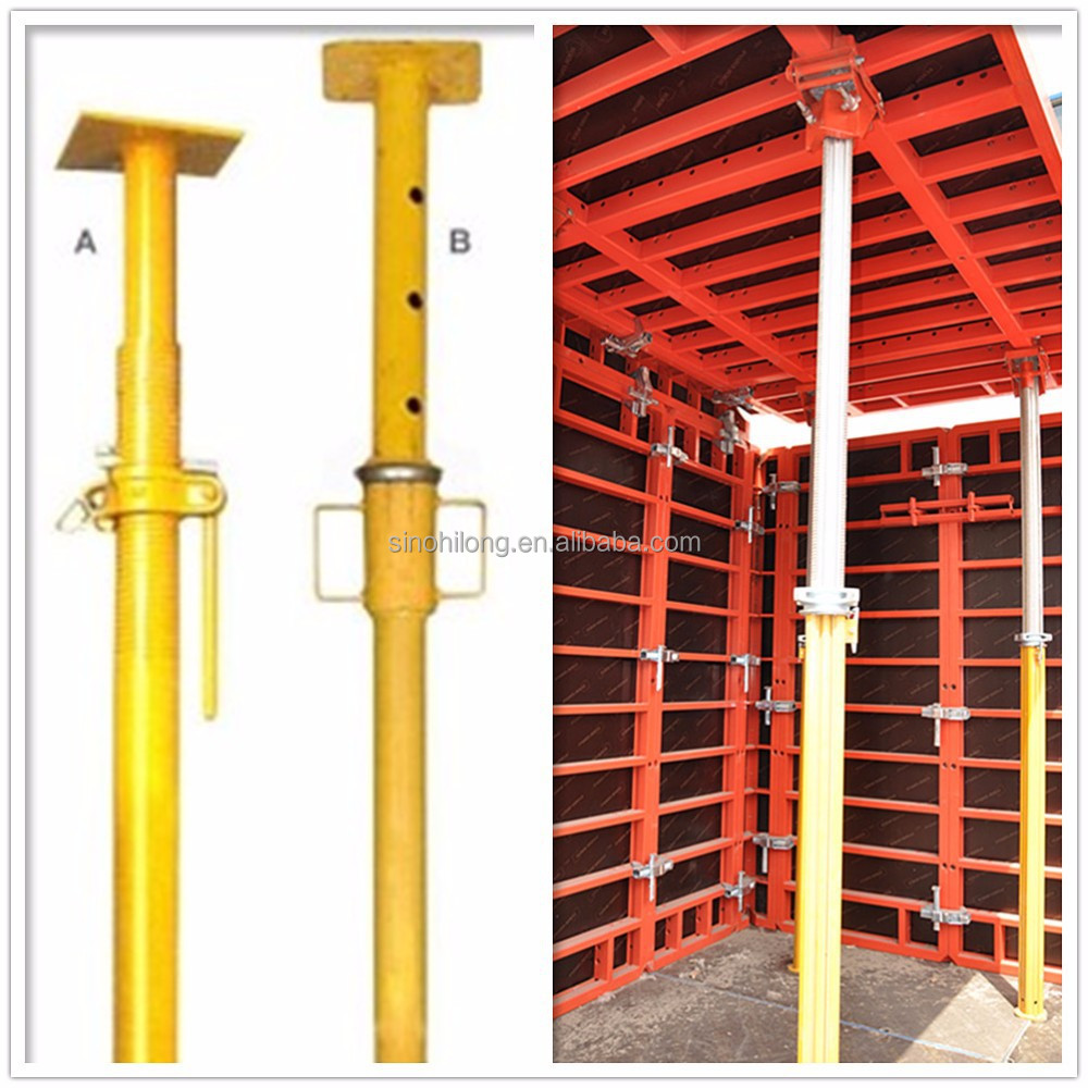 Heavy Duty Construction : Heavy duty construction jacks for steel form work buy
